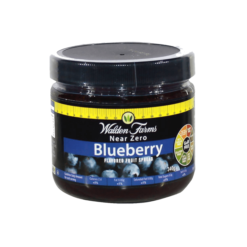 Walden Farms Blueberry Spread