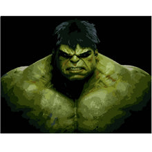 Load image into Gallery viewer, Malen nach Zahlen - HULK Avengers - erfolgslounge24