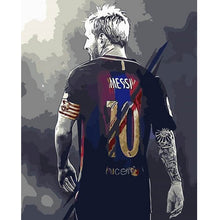 Load image into Gallery viewer, Malen nach Zahlen - Messi - erfolgslounge24