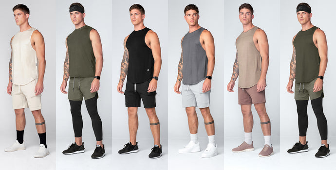 6 Different Types of Gym workout Tank Tops for Your Wardrobe