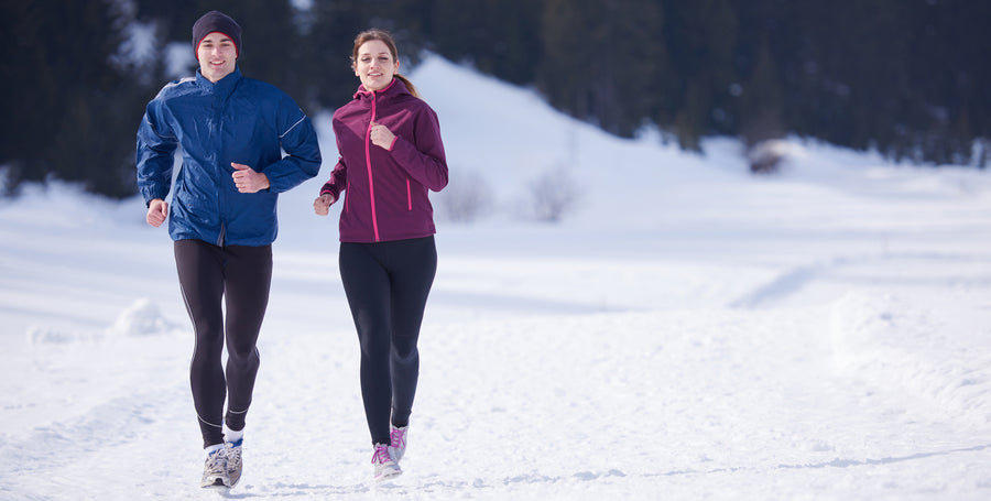 Tips on How to Take your Winter Workout Outdoors