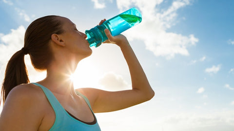 Drink Water After Exercise