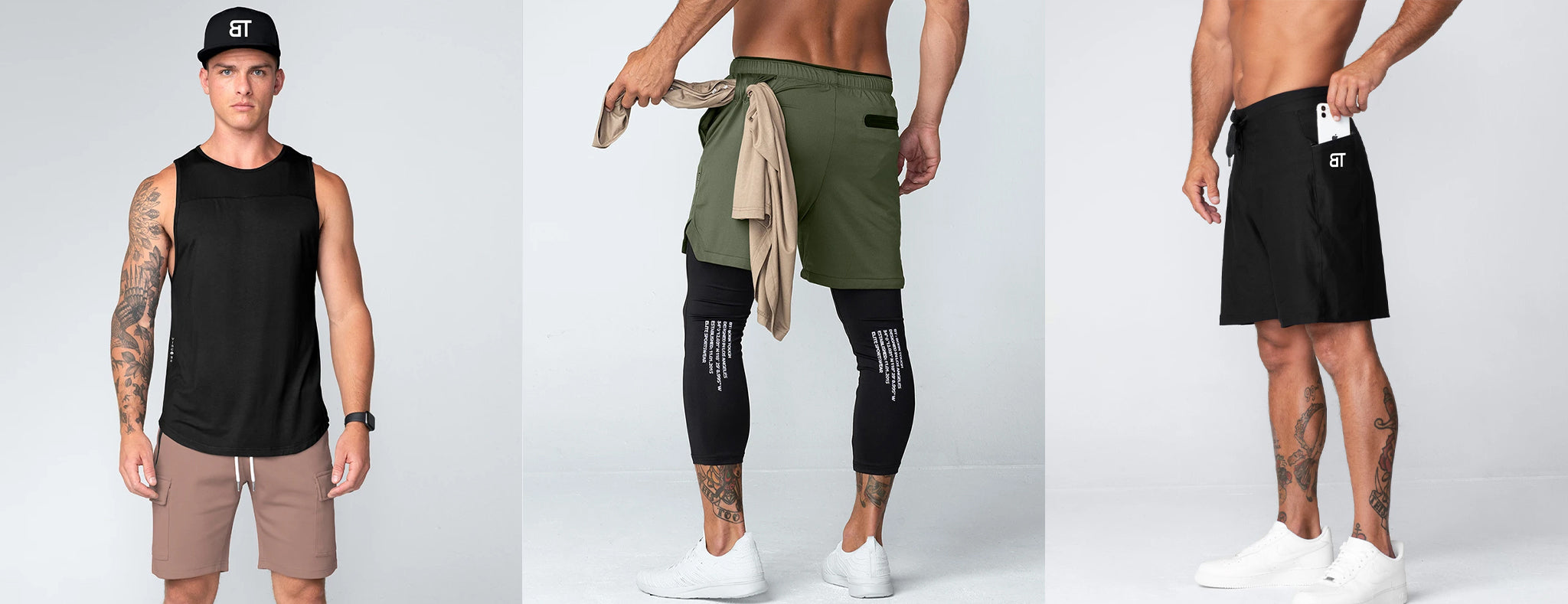 WHAT ARE THE IDIOSYNCRASIES THAT WE CONSIDERED WHILE RANKING THESE DELUXE WORKOUT SHORTS