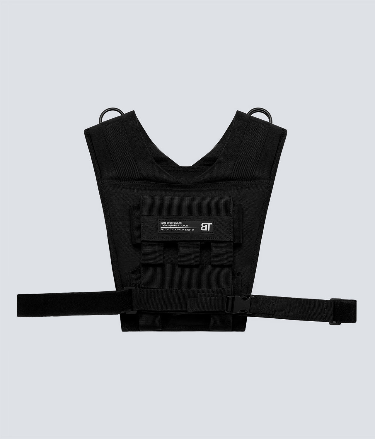 Born Tough Adjustable Weighted Vest