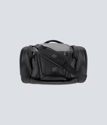 Born Tough Crucial Duffel Bag Black