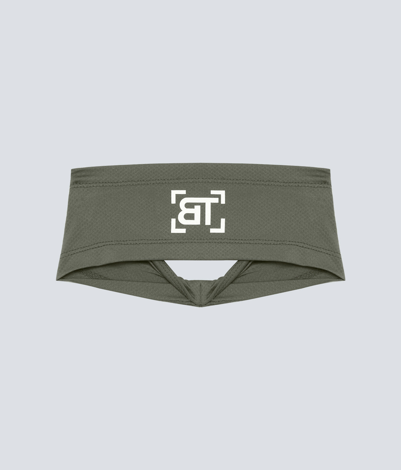 Born Tough Head Band Military Green