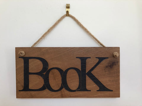 Coming soon ... a choice of beautiful wooden plaques to add style to your home