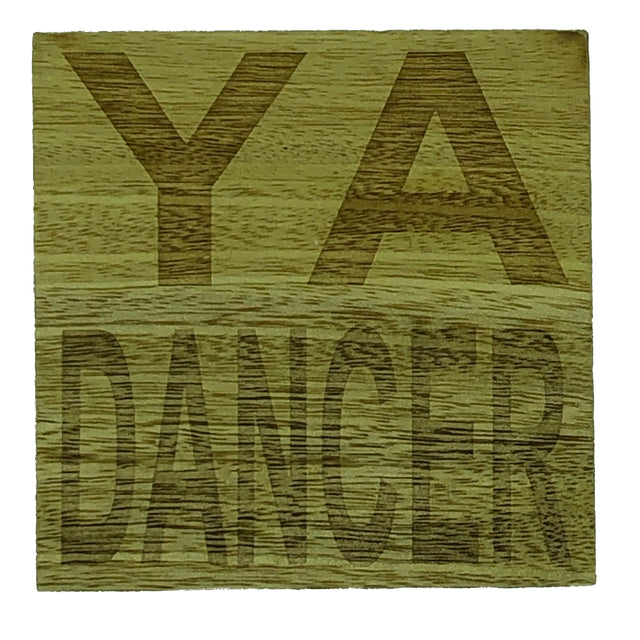 Scottish dialect coasters - Glasgow banter - Ya Dancer