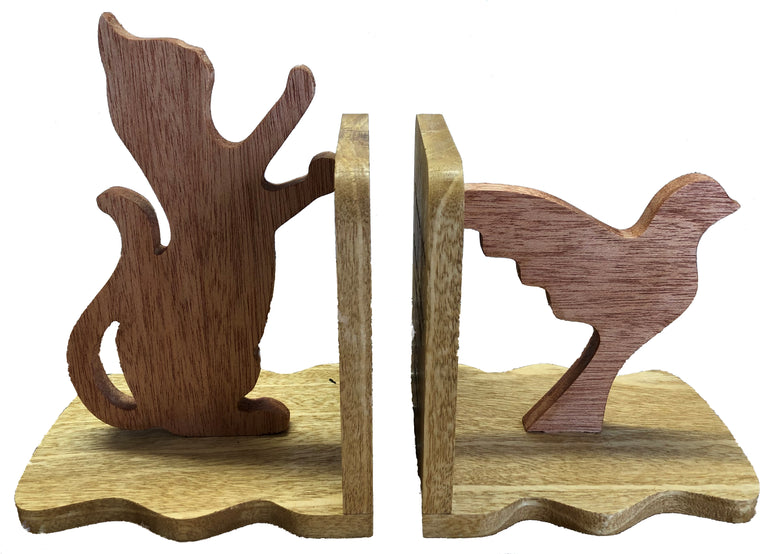 Bespoke bookends
