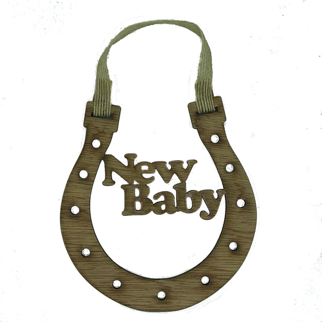 Horseshoe - New Baby