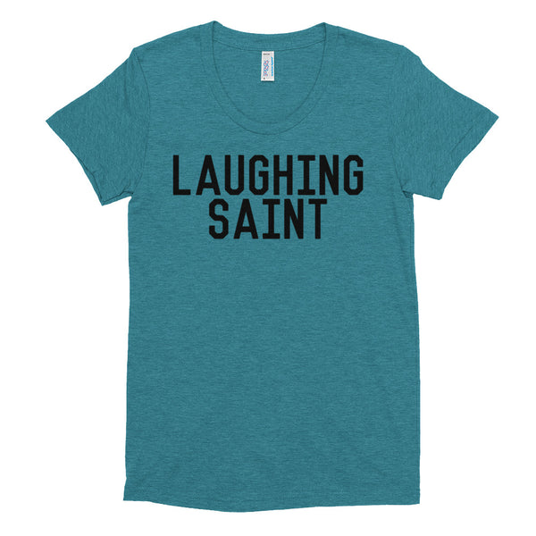 Laughing Saint Laughing Saint Women's Tri-Blend T-Shirt