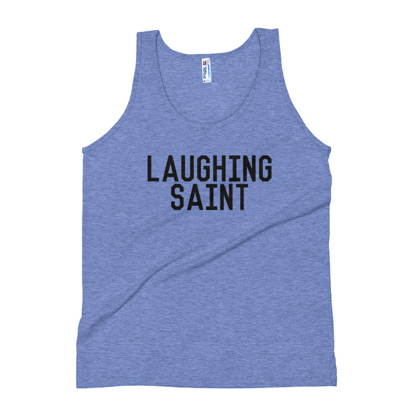 Laughing Saint Laughing Saint Unisex Soft Tri-Blend Tank
