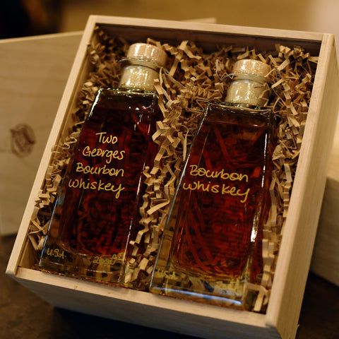 Bourbon Whiskey Set - Medium