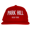 PH Classic Snapback Cap - Red