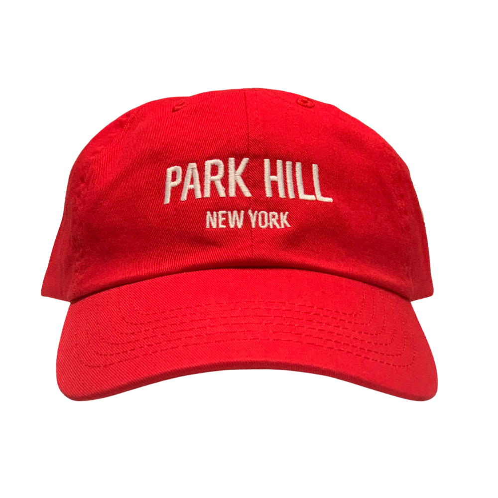 PH Classic Dad Cap - Red