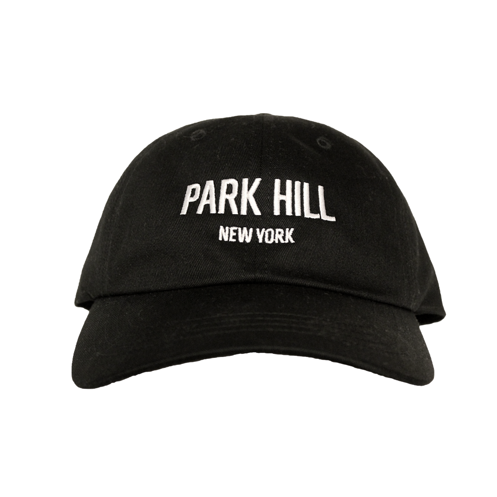 PH Classic Dad Cap - Black