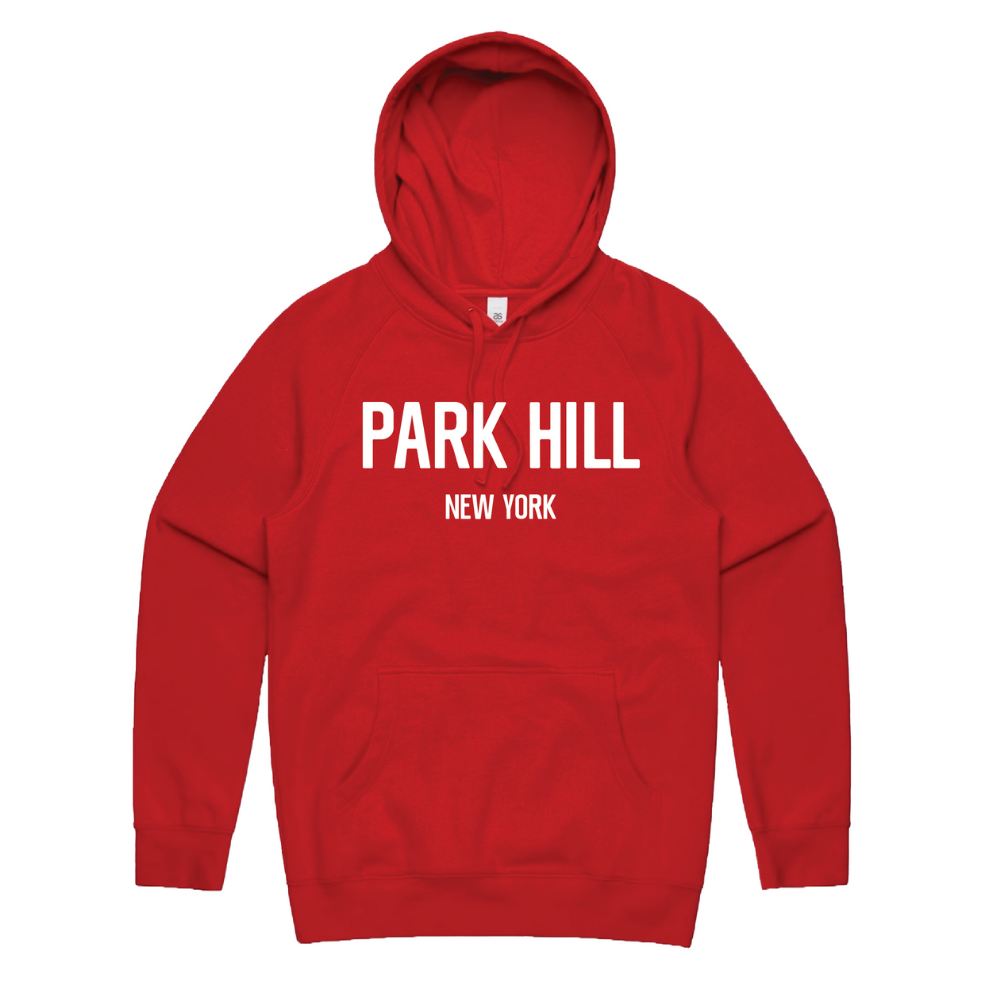 PH Classic Pullover Hoodie - Red