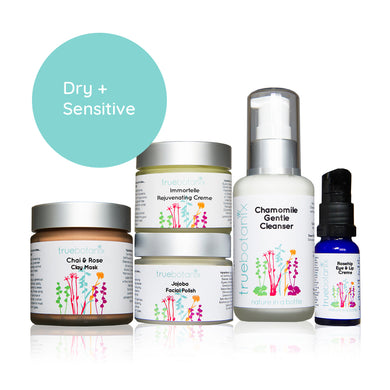 Dry + Sensitive Skin Types Pack