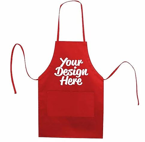 Single Custom Apron