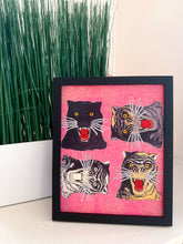 Load image into Gallery viewer, Gucci Inspired Tiger Print
