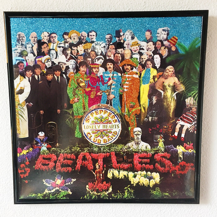 "The Beatles ""Sgt. Pepper's Lonely Hearts Club Band"""