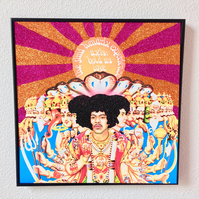 "Jimi Hendrix ""Axis: Bold as Love"""