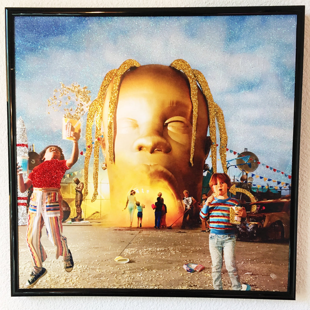 "Travis Scott ""Astroworld"""