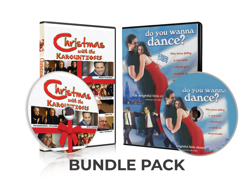 Christmas With The Karountzoses / Do You Wanna Dance? - DVD 2-Pack