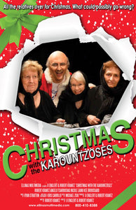 Christmas with the Karountzoses - RENT and WATCH IMMEDIATELY!