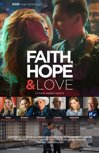 Faith, Hope & Love - RENT and WATCH IMMEDIATELY!