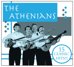 athenians music cd