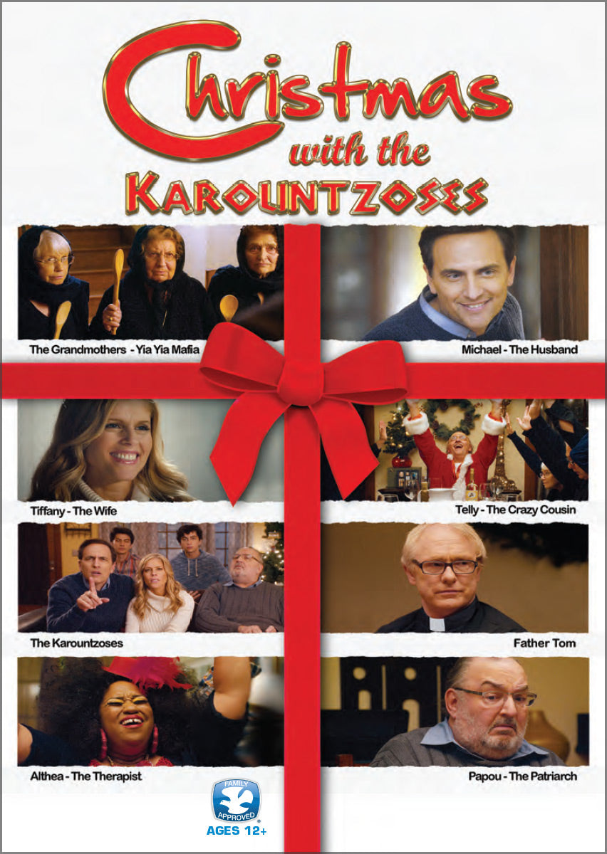 Christmas With The Karountzoses dvd movie