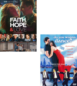 Faith, Hope & Love / Do You Wanna Dance? - DVD 2-Pack