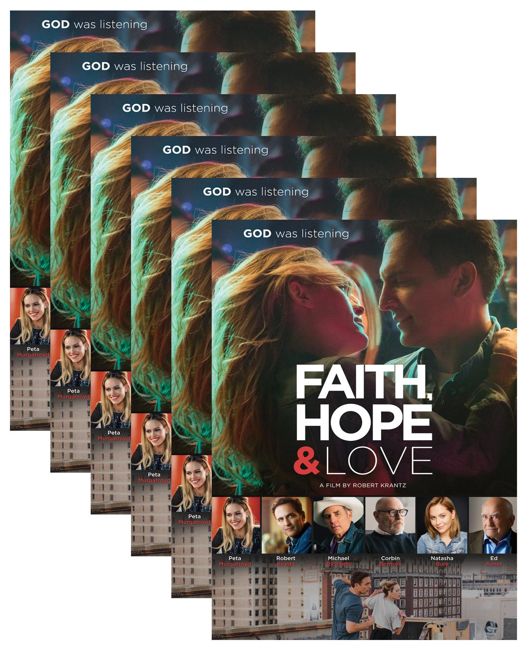 Faith, Hope & Love - DVD 6-Pack