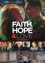 Load image into Gallery viewer, faith hope love movie dvd dance romance