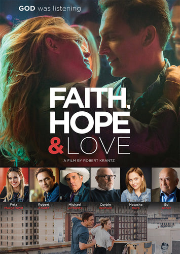 faith hope love movie dvd dance romance
