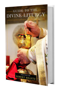 guide to the divine liturgy book