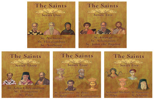 saints series dvd 5 pack