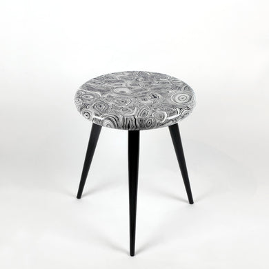 Fornasetti Malachite Stool