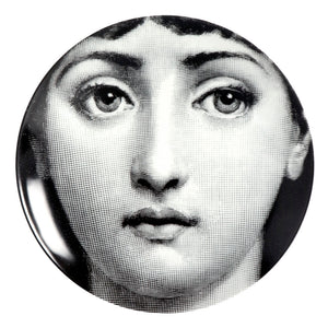 Fornasetti Wall Plate #001