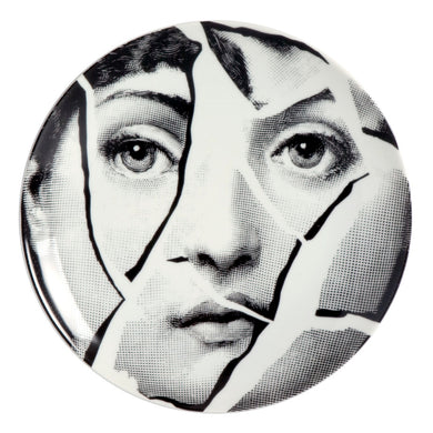 Fornasetti Wall Plate #002
