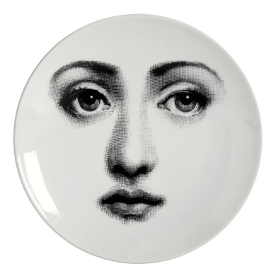 Fornasetti Wall Plate #006