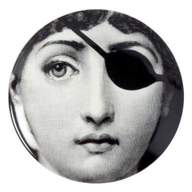 Fornasetti Wall Plate #008