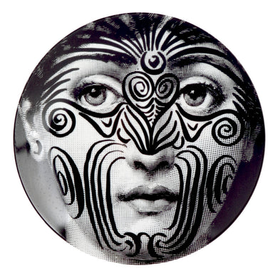 Fornasetti Wall Plate #009