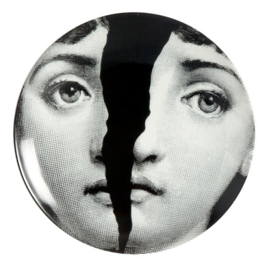 Fornasetti Wall Plate #010