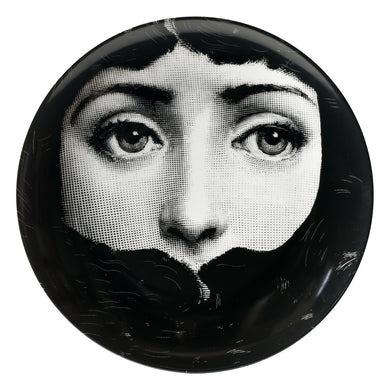 Fornasetti Wall Plate #011