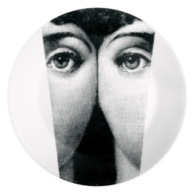 Fornasetti Wall Plate #013