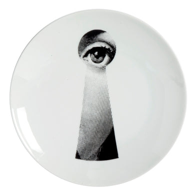 Fornasetti Wall Plate #014