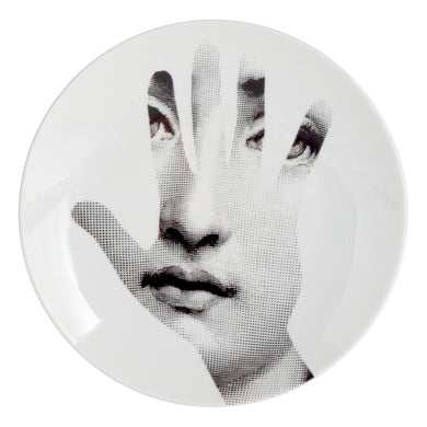Fornasetti Wall Plate #015