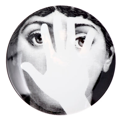 Fornasetti Wall Plate #016